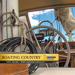 Great Getaways Vote Boating Country