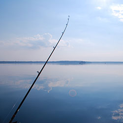 Fishing Manistique Lakes